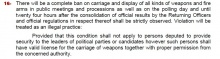 Rana Sanaullah violates ECP Code of Conduct