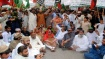 GDA and MMA holds rally to protest against rigging in elections