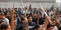 Clash between PML-N and PTI supporters