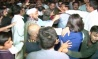 Clashes between PML-N and PTI supporters at Rawalpindi